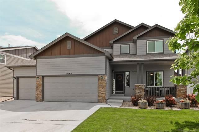 9060 Shenandoah Avenue, Frederick, CO 80504 (#9140125) :: Mile High Luxury Real Estate