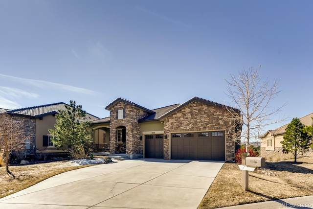 5076 Covelo Drive, Castle Rock, CO 80108 (#9140147) :: The Griffith Home Team