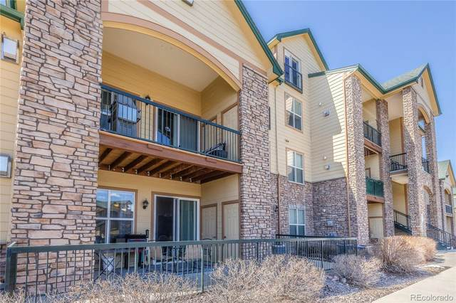 7292 S Blackhawk Street 2-107, Englewood, CO 80112 (#9140418) :: James Crocker Team