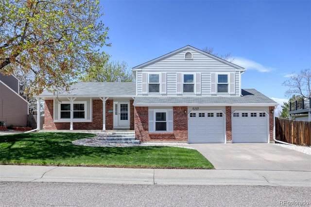 537 E Phillips Drive S, Littleton, CO 80122 (#9140692) :: The Harling Team @ HomeSmart