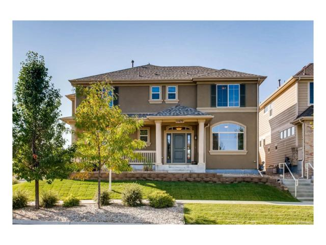 11470 Colony Loop, Parker, CO 80138 (#9140699) :: The Sold By Simmons Team