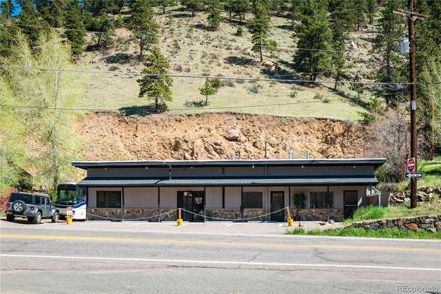 26279 State Hwy 74, Evergreen, CO 80439 (#9141048) :: Compass Colorado Realty