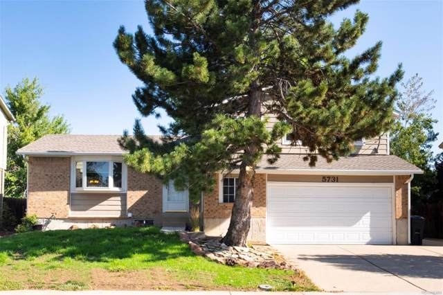 5731 W 110th Avenue, Westminster, CO 80020 (#9141096) :: The Heyl Group at Keller Williams