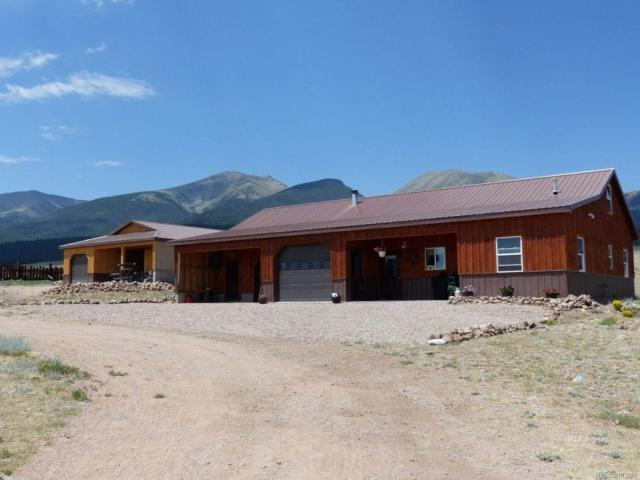 4399 County Road 125, Westcliffe, CO 81252 (#9141739) :: Bring Home Denver