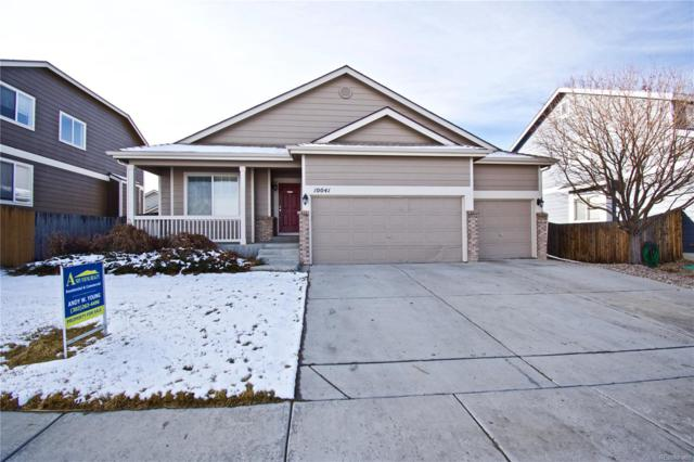 10041 Joplin Street, Commerce City, CO 80022 (#9142522) :: The Griffith Home Team