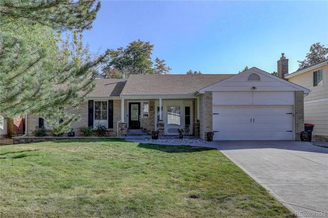 1312 E Dry Creek Place, Centennial, CO 80122 (#9142754) :: The HomeSmiths Team - Keller Williams