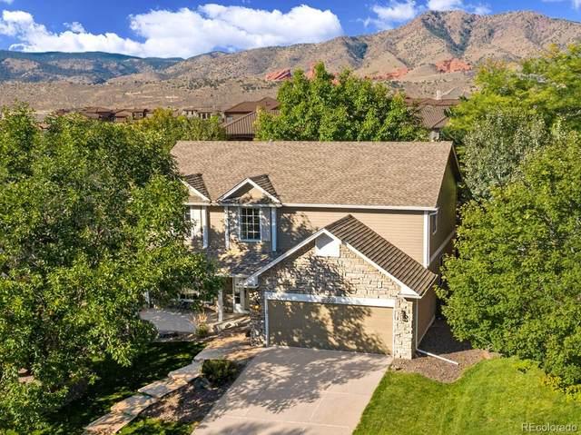 2289 S Holman Circle, Lakewood, CO 80228 (MLS #9143542) :: Kittle Real Estate