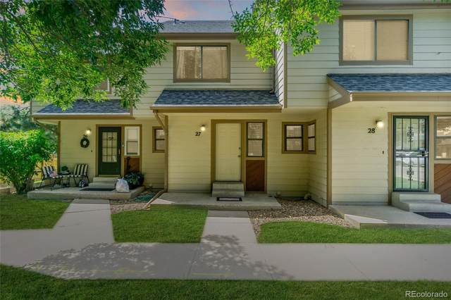 1475 S Quebec Way F27, Denver, CO 80231 (MLS #9143707) :: 8z Real Estate