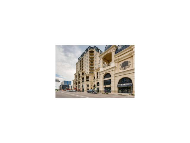 925 N Lincoln Street 4H-S, Denver, CO 80203 (MLS #9143717) :: 8z Real Estate