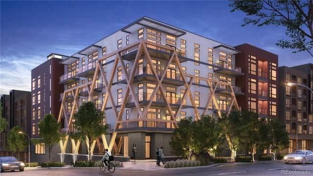 2880 Zuni Street #406, Denver, CO 80211 (#9143830) :: Real Estate Professionals