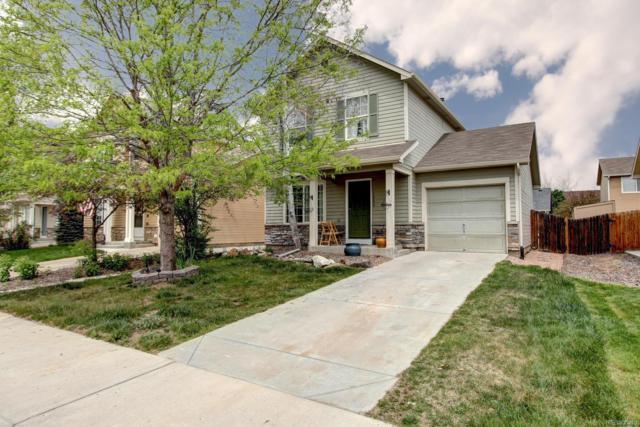 11845 E 116th Avenue, Commerce City, CO 80640 (MLS #9143894) :: Kittle Real Estate