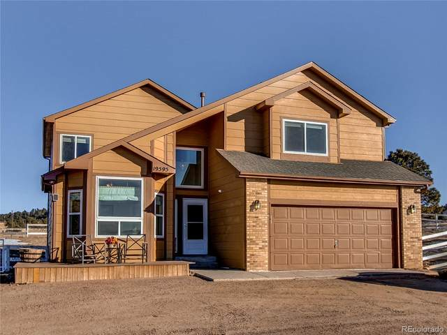 19595 Campbell Road, Colorado Springs, CO 80908 (#9143965) :: iHomes Colorado