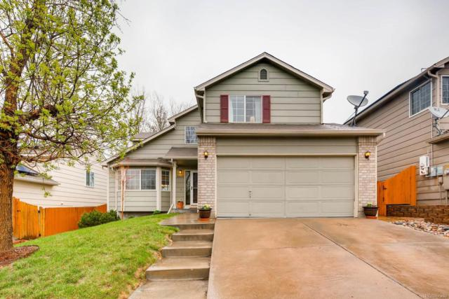 22693 E Belleview Place, Aurora, CO 80015 (#9143971) :: The Pete Cook Home Group