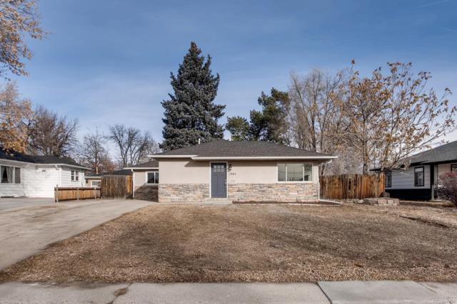 1941 W Tennessee Avenue, Denver, CO 80223 (#9144918) :: Bring Home Denver