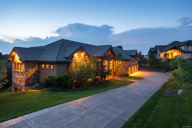 1123 Northwood Lane, Castle Rock, CO 80108 (#9145554) :: Sellstate Realty Pros