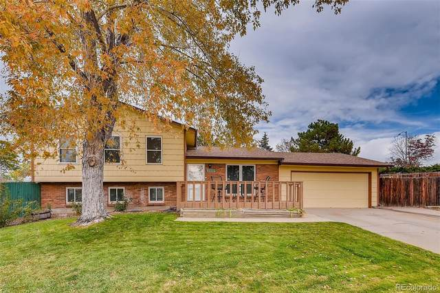 2929 E 99th Way, Thornton, CO 80229 (#9145681) :: The DeGrood Team