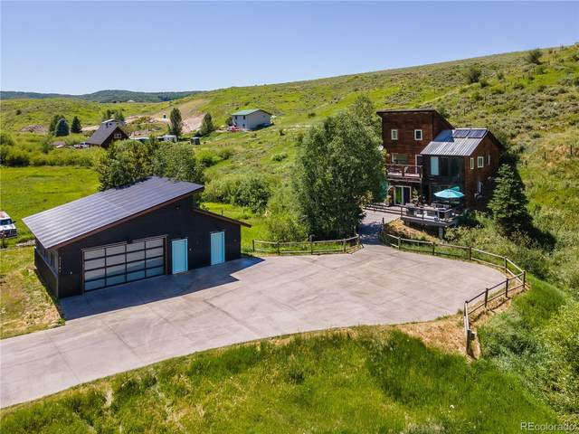 31741 County Road 35, Steamboat Springs, CO 80487 (#9145753) :: The Healey Group