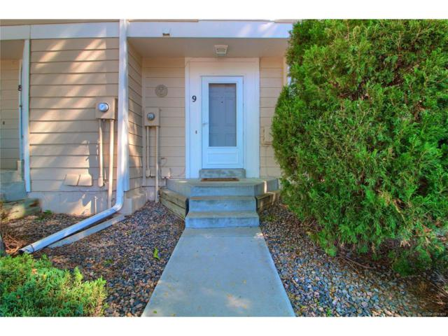 6890 W 84th Way #9, Arvada, CO 80003 (#9146343) :: The Griffith Home Team
