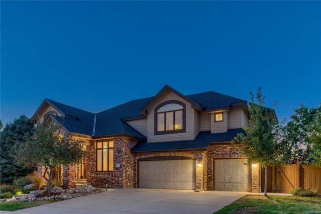 5505 S Lewiston Street, Centennial, CO 80015 (#9146621) :: Sellstate Realty Pros