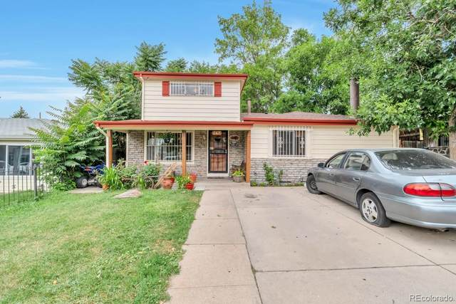 167 Vrain Street, Denver, CO 80219 (MLS #9146636) :: 8z Real Estate