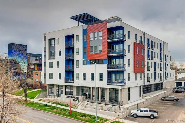 2374 S University Boulevard #501, Denver, CO 80210 (MLS #9147098) :: 8z Real Estate