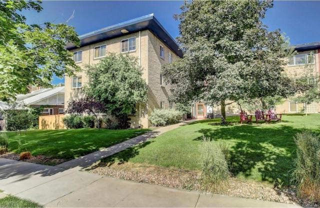 655 Washington Street 1B, Denver, CO 80203 (#9147321) :: The HomeSmiths Team - Keller Williams