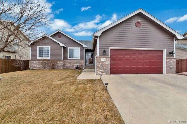 1741 69th Avenue, Greeley, CO 80634 (MLS #9147402) :: Bliss Realty Group