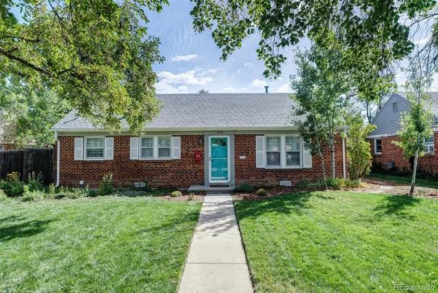 1950 Quince Street, Denver, CO 80220 (#9147548) :: Portenga Properties