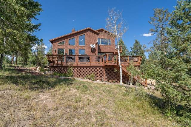 20174 Silver Ranch Road, Conifer, CO 80433 (#9147581) :: Own-Sweethome Team
