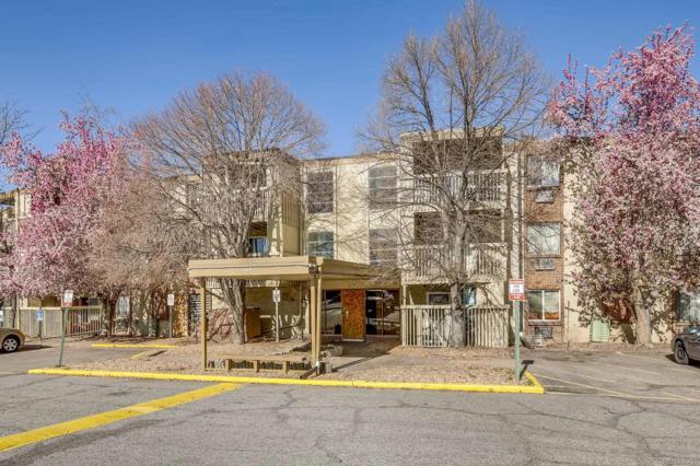 1300 S Parker Road Ph1, Denver, CO 80231 (#9147754) :: The Peak Properties Group