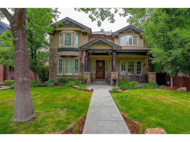 1469 S Milwaukee Street, Denver, CO 80210 (#9147934) :: Thrive Real Estate Group