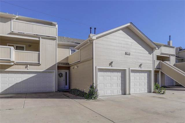 5081 Garrison Street #5, Wheat Ridge, CO 80033 (#9148028) :: My Home Team