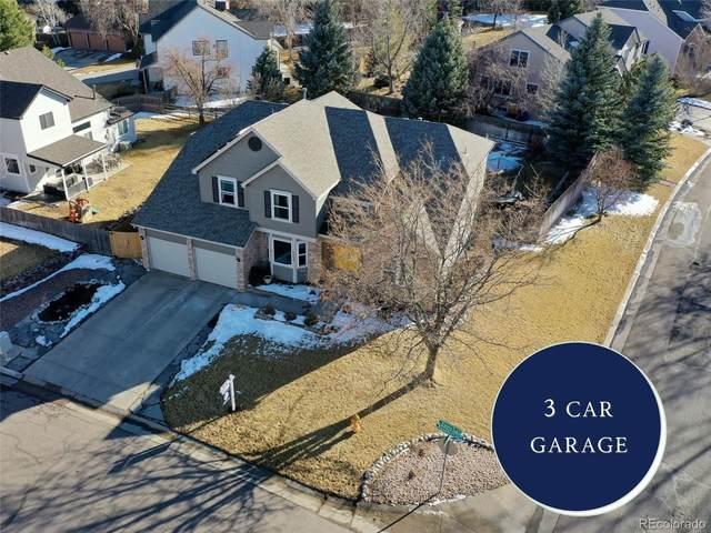 13048 W Aqueduct Avenue, Littleton, CO 80127 (MLS #9148377) :: 8z Real Estate