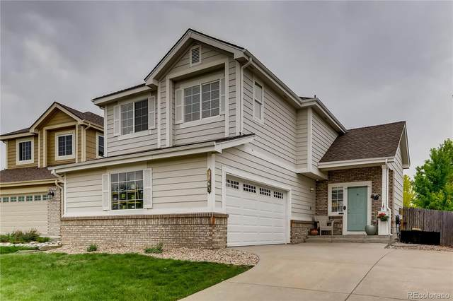 3863 S Quatar Way, Aurora, CO 80018 (#9148494) :: The Colorado Foothills Team   Berkshire Hathaway Elevated Living Real Estate