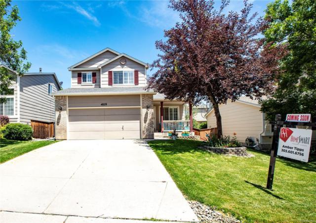 4829 Tarcoola Lane, Highlands Ranch, CO 80130 (#9148973) :: The Peak Properties Group