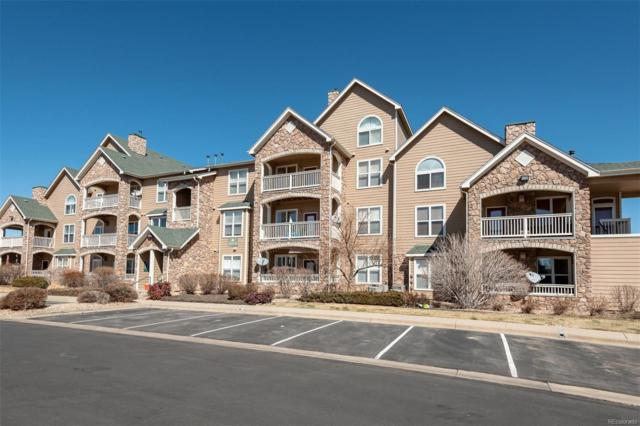 18939 E Warren Circle E-108, Aurora, CO 80013 (#9149036) :: The Dixon Group