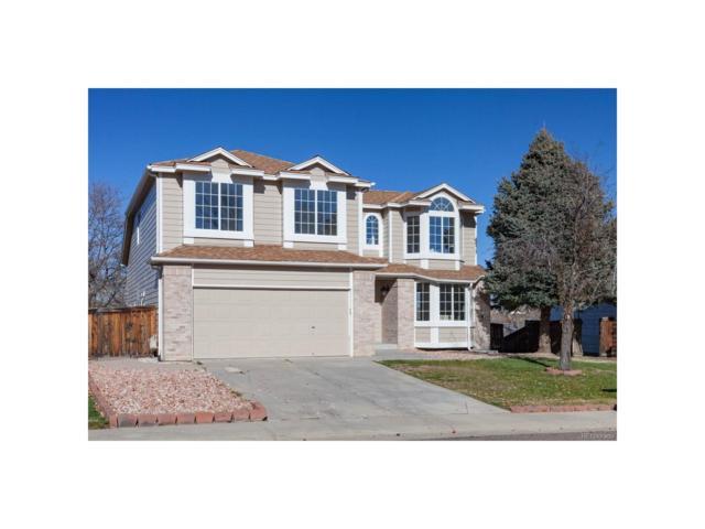 463 Bexley Lane, Highlands Ranch, CO 80126 (MLS #9149192) :: 8z Real Estate