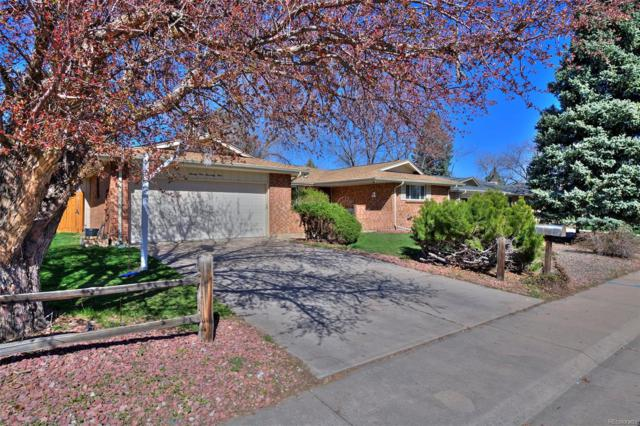 2179 S Flower Way, Lakewood, CO 80227 (#9149215) :: The Healey Group