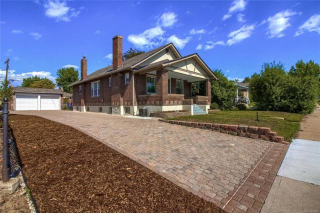 2621 Yates Street, Denver, CO 80212 (#9149538) :: The Griffith Home Team