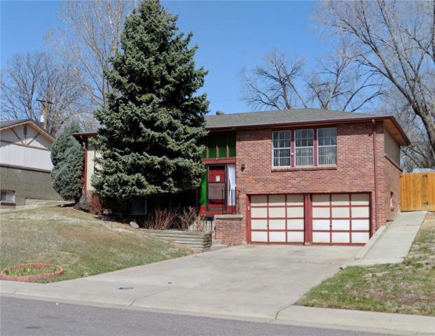 941 E 83rd Place, Denver, CO 80229 (#9149890) :: The Peak Properties Group