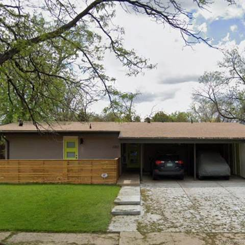 2253 S Raleigh Street, Denver, CO 80219 (#9150397) :: You 1st Realty