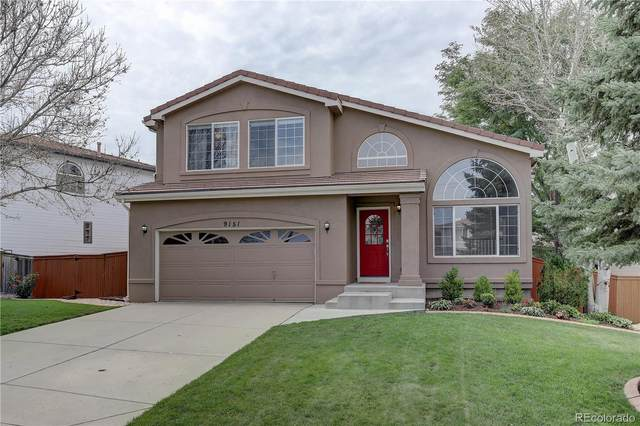 9151 Roadrunner Street, Highlands Ranch, CO 80129 (MLS #9150512) :: 8z Real Estate