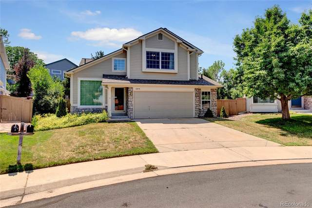 4494 W Antelope Run Court, Castle Rock, CO 80109 (MLS #9151050) :: Clare Day with Keller Williams Advantage Realty LLC