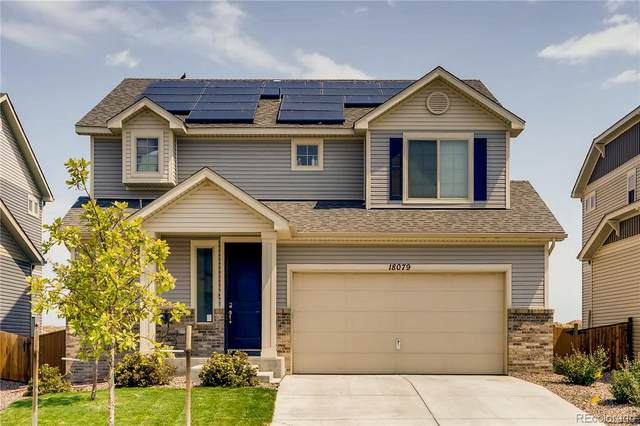 18079 E 108th Place, Commerce City, CO 80022 (MLS #9151384) :: 8z Real Estate