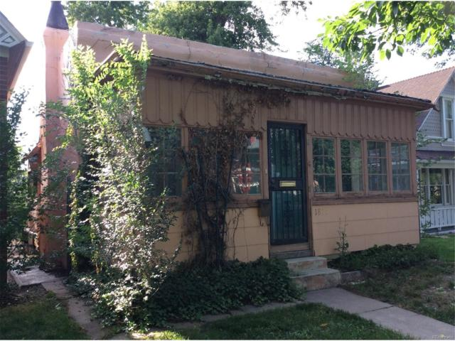 1875 S Washington Street, Denver, CO 80210 (#9151596) :: Thrive Real Estate Group