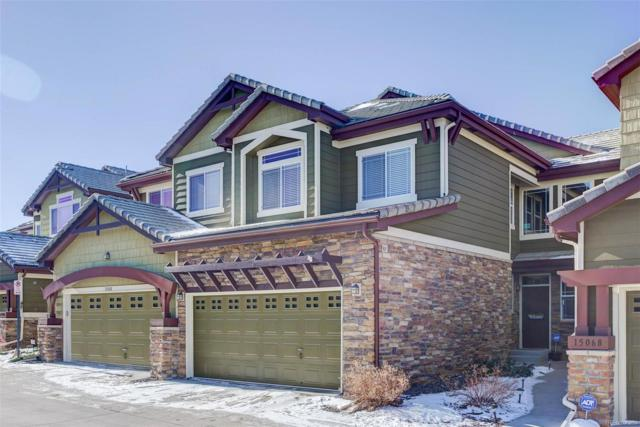 15078 E Crestline Place, Centennial, CO 80015 (#9152053) :: The Pete Cook Home Group
