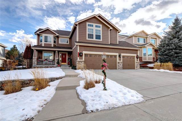 1604 Rosemary Drive, Castle Rock, CO 80109 (MLS #9152379) :: 8z Real Estate