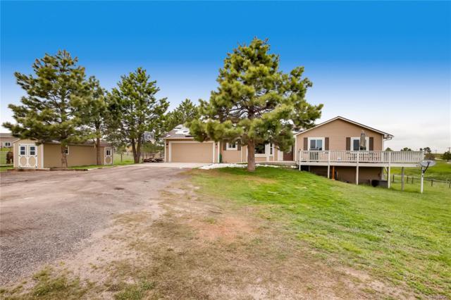 36844 Marlin Court, Elizabeth, CO 80107 (MLS #9152623) :: 8z Real Estate