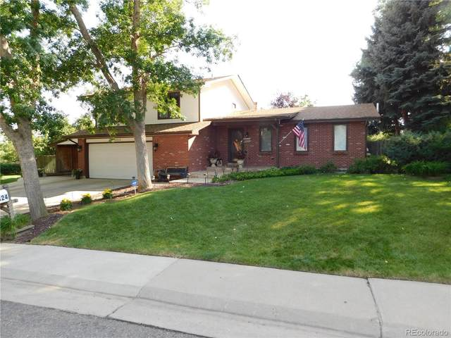 5324 W Leawood Drive, Littleton, CO 80123 (#9152867) :: Berkshire Hathaway HomeServices Innovative Real Estate