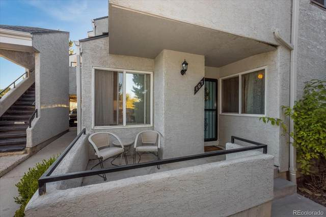 1825 Kendall Street #107, Lakewood, CO 80214 (#9152879) :: You 1st Realty